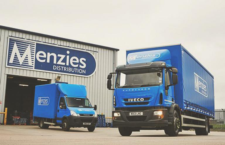 Menzies Distribution ranked as one of the UK's top