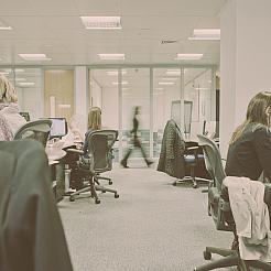 An image of the Liberata offices